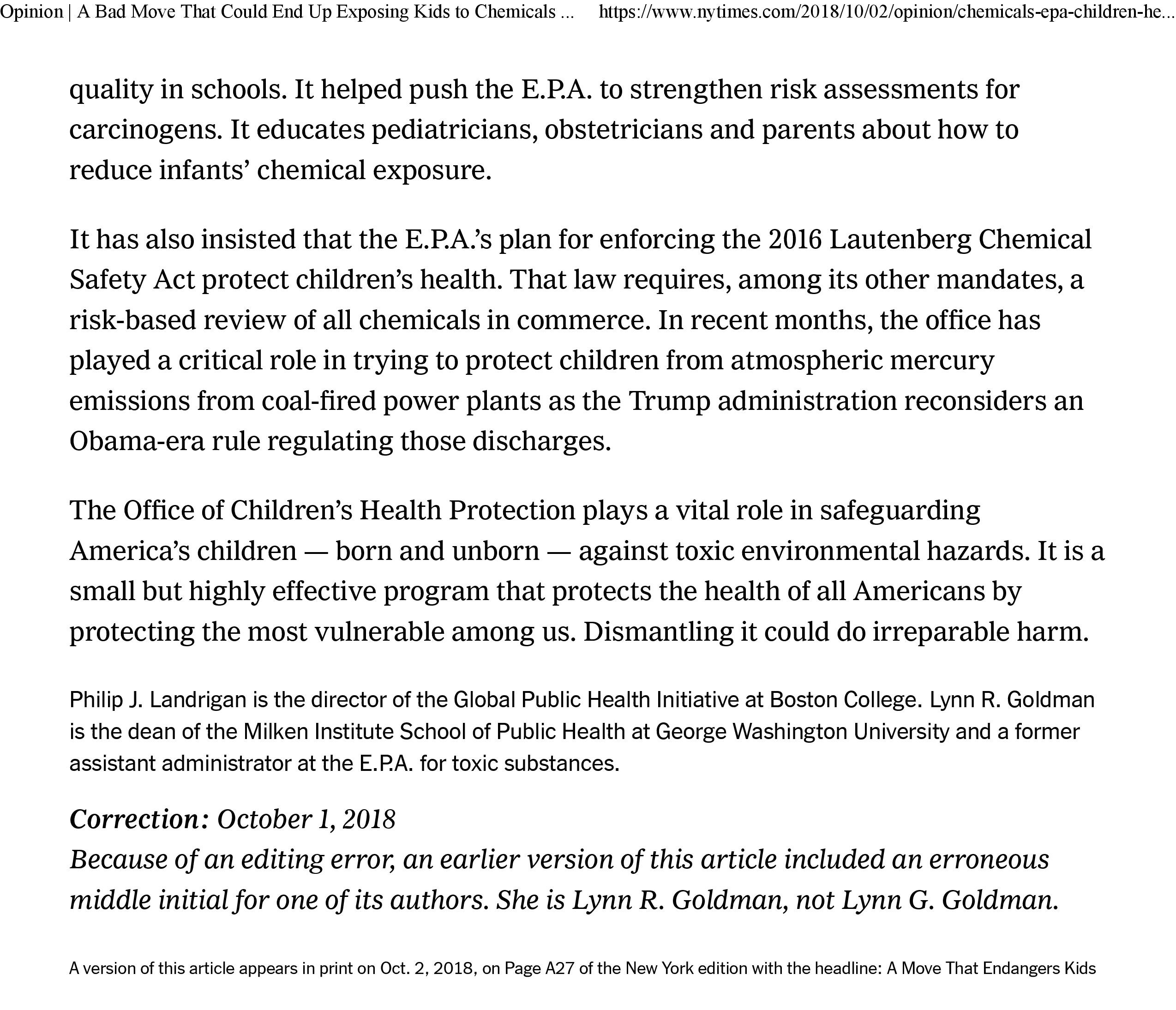 Opinion - A Bad Move That Could End Up Exposing Kids to Chemicals - The New York Times-page-004