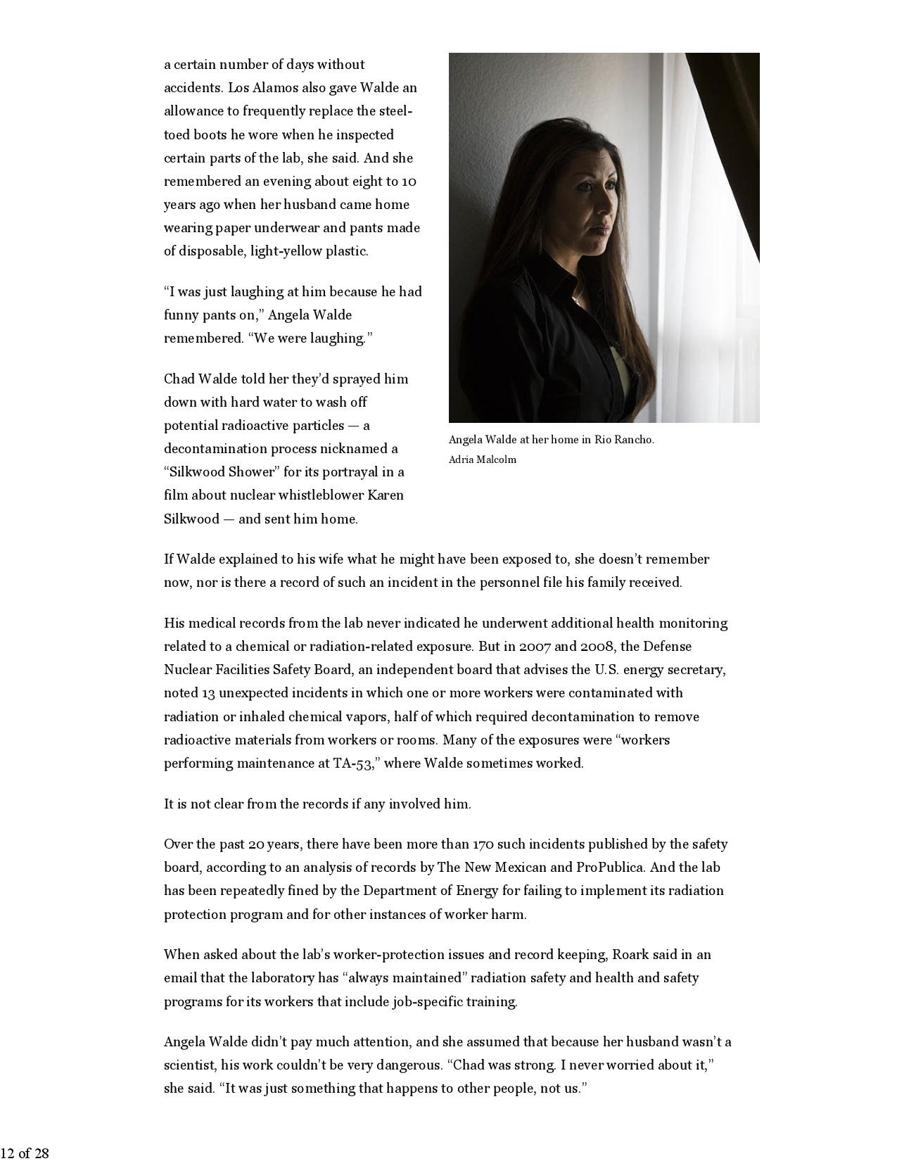 The life and death of Chad Walde - Local News-page-012