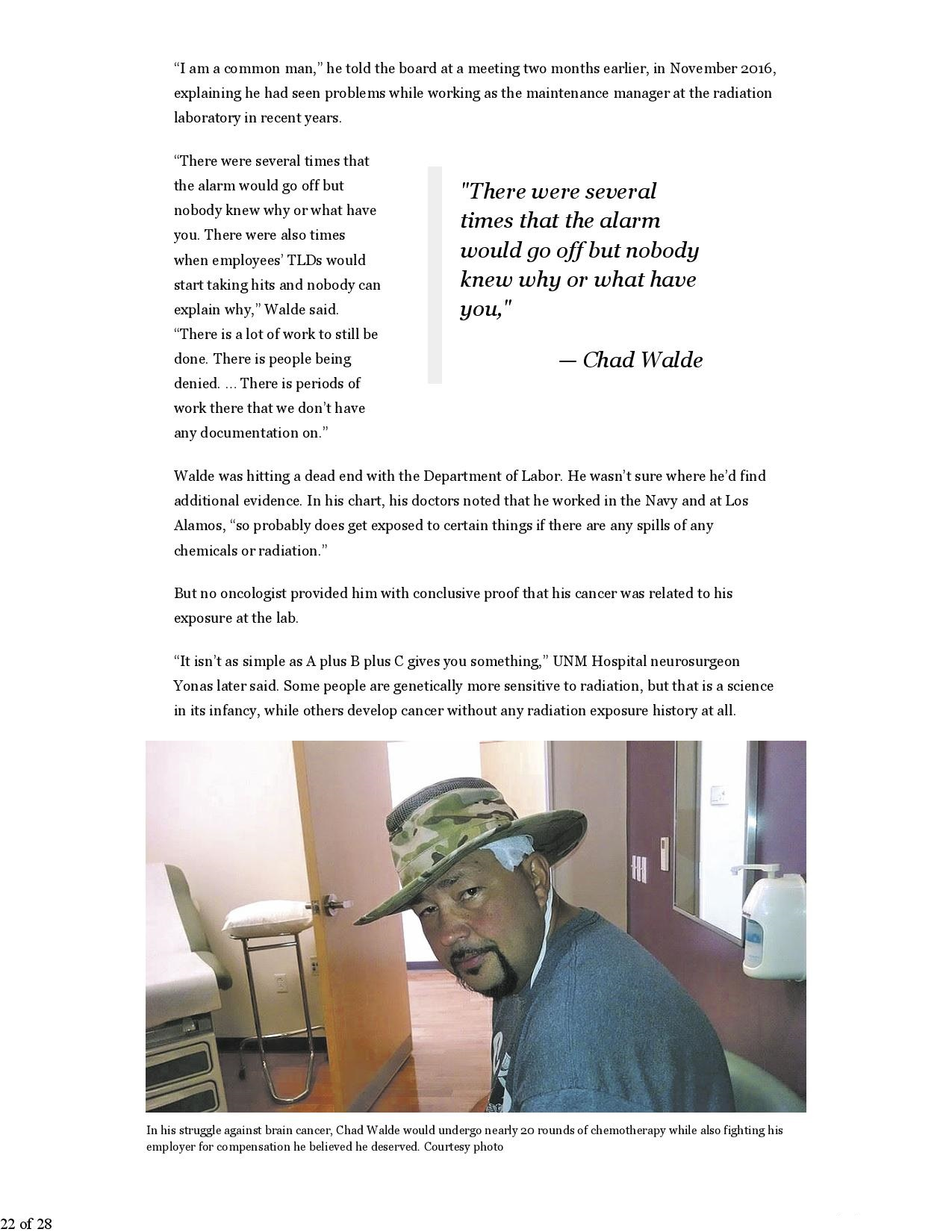 The life and death of Chad Walde - Local News-page-022