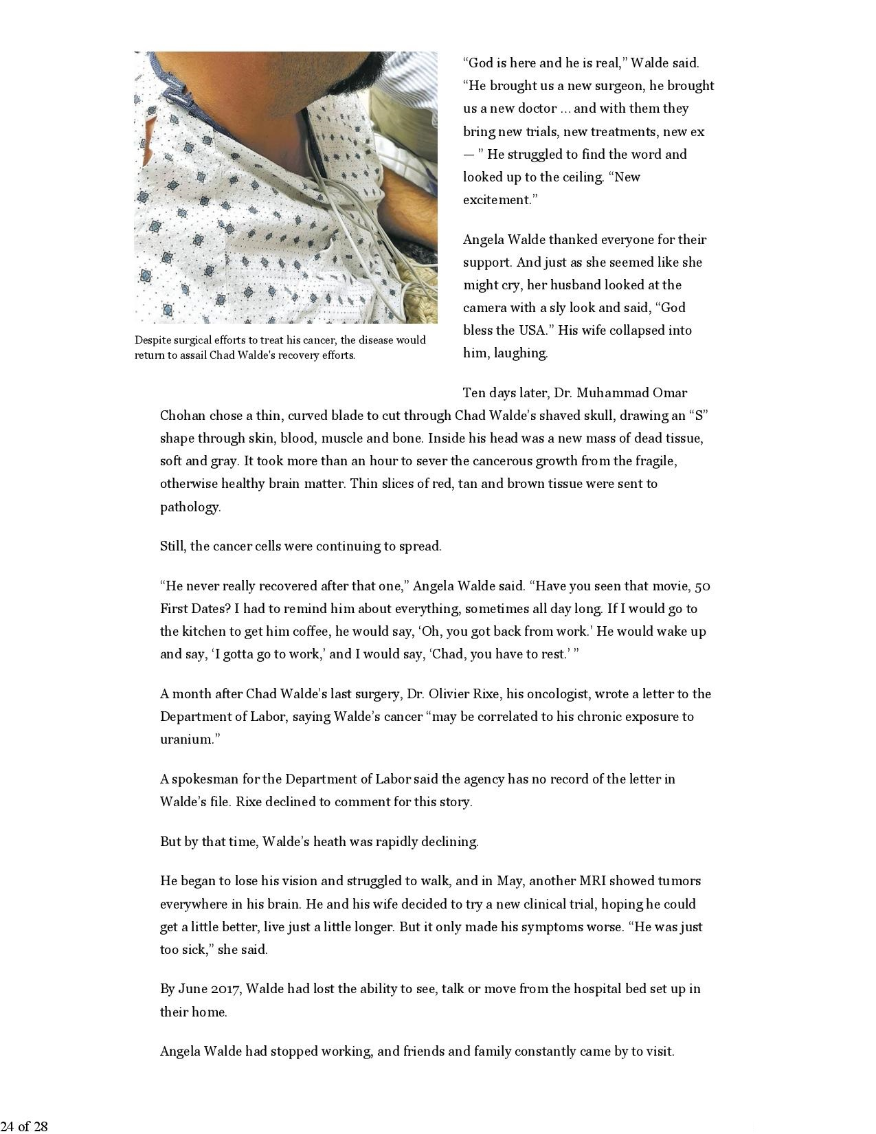 The life and death of Chad Walde - Local News-page-024