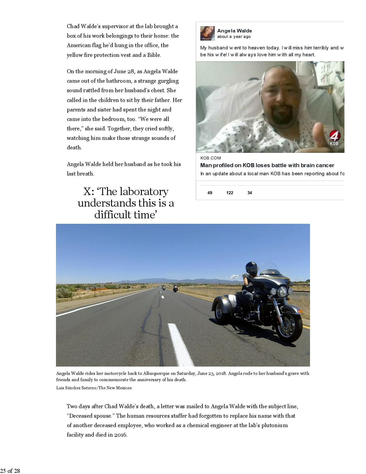 The life and death of Chad Walde - Local News-page-025
